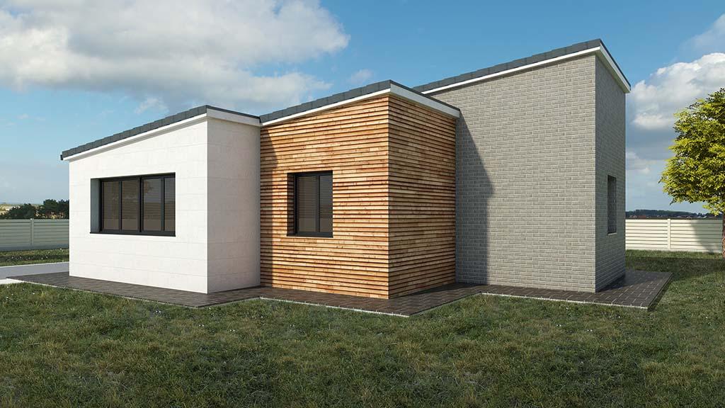 Diseño construccion casa ENDOMIA 4