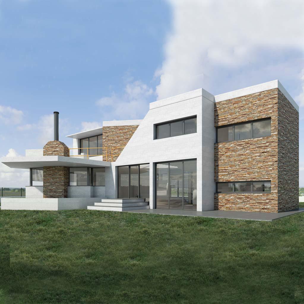 Diseño construccion casa GERTAN 1