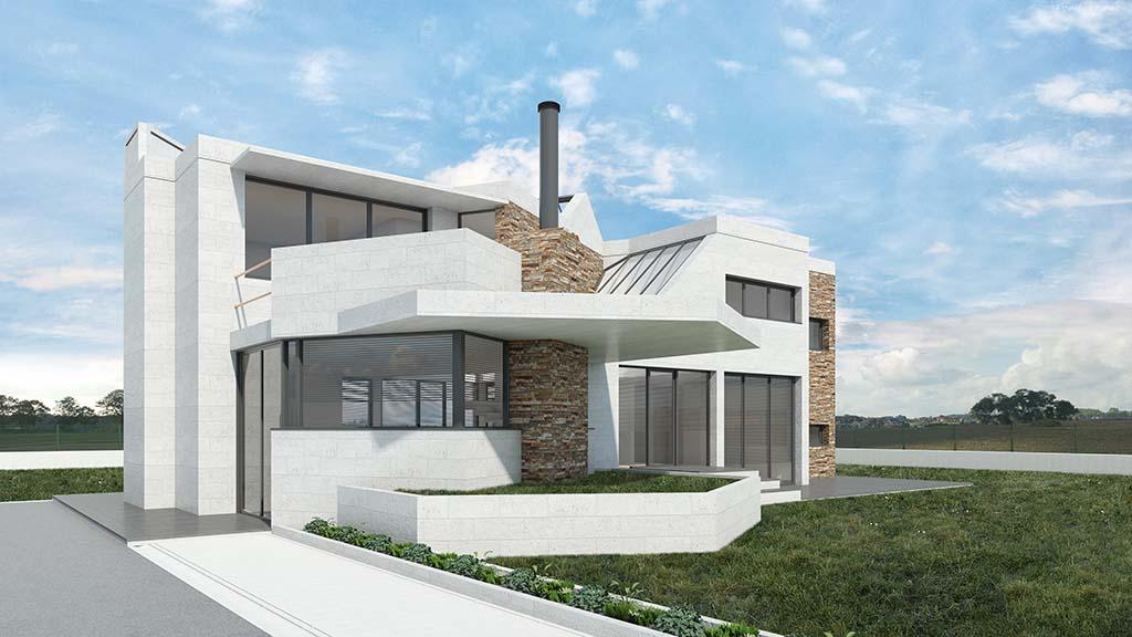 Diseño construccion casa GERTAN 3