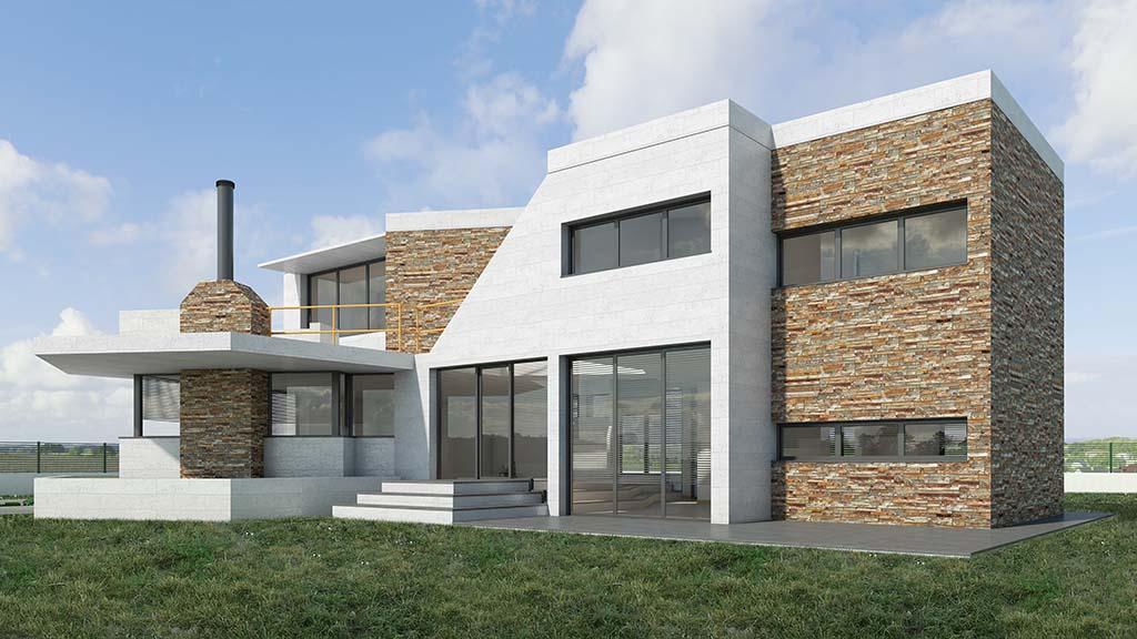 Diseño construccion casa GERTAN 4