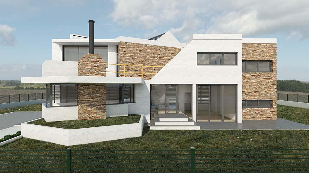 Diseño construccion casa GERTAN 5