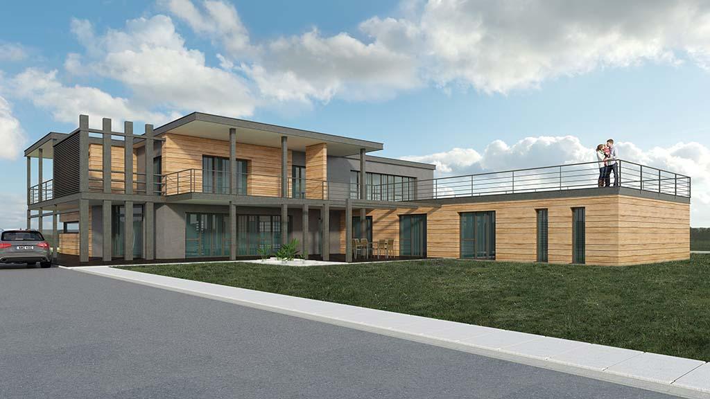 Diseño construccion casa HINDICA 2