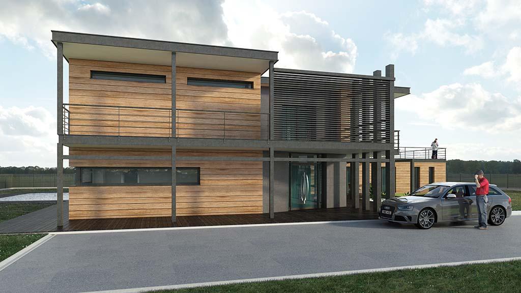 Diseño construccion casa HINDICA 3