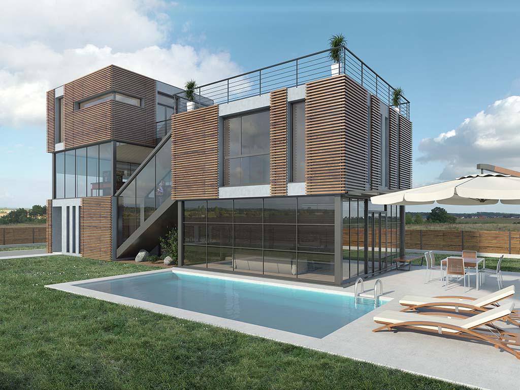 Diseño construccion casa JUGING 1