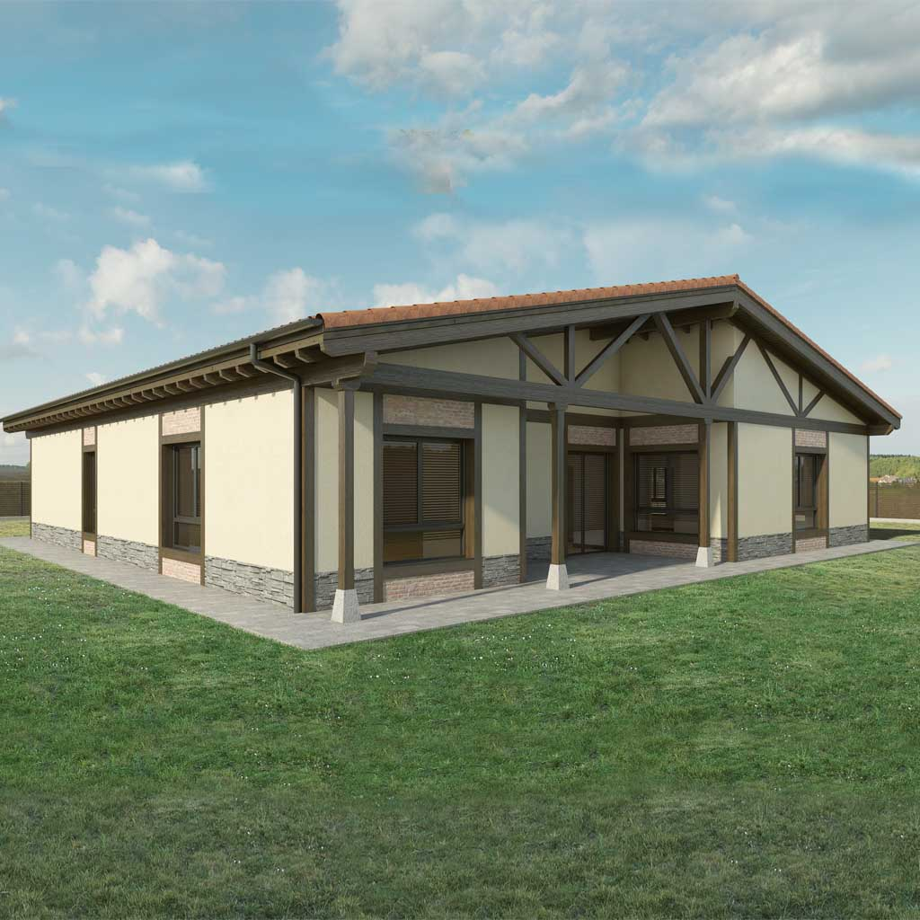 Diseño construccion casa VEXTEN 1