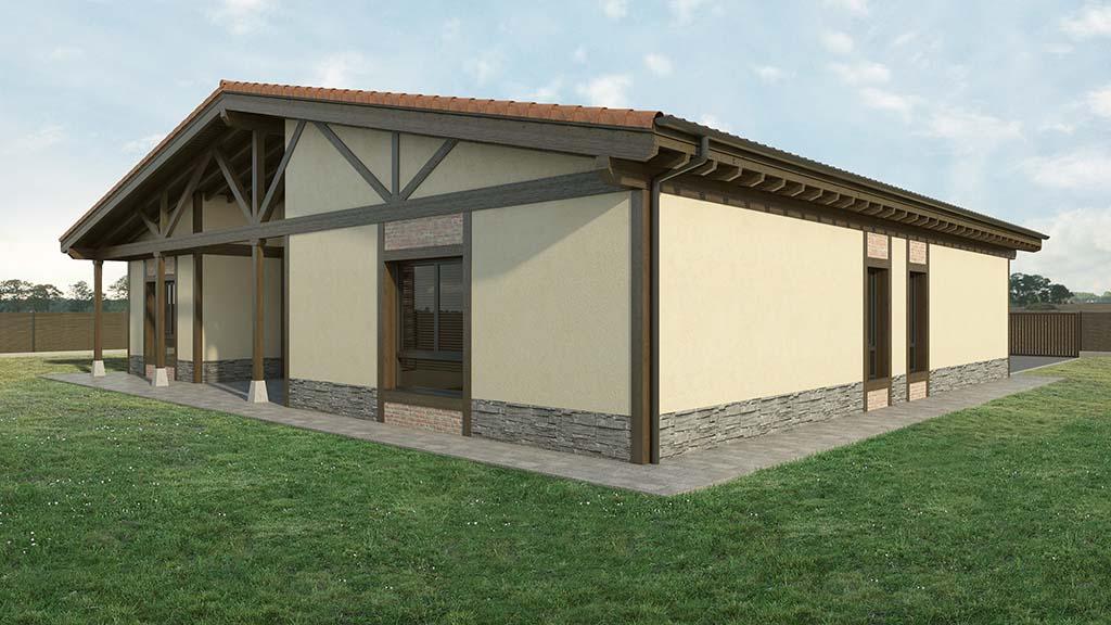Diseño construccion casa VEXTEN 3