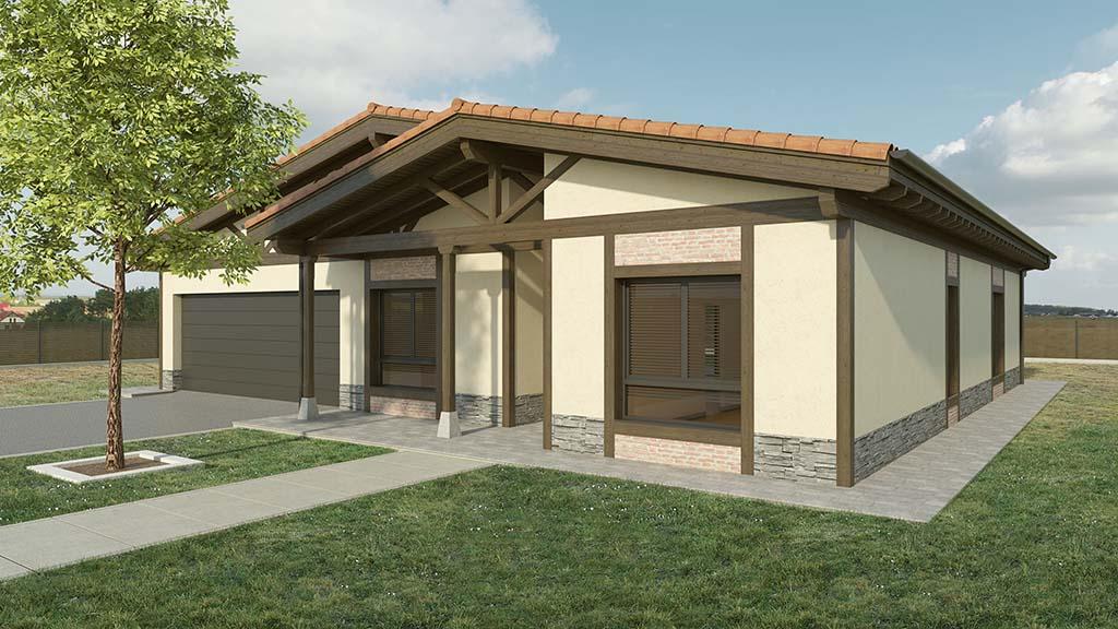 Diseño construccion casa VEXTEN 4