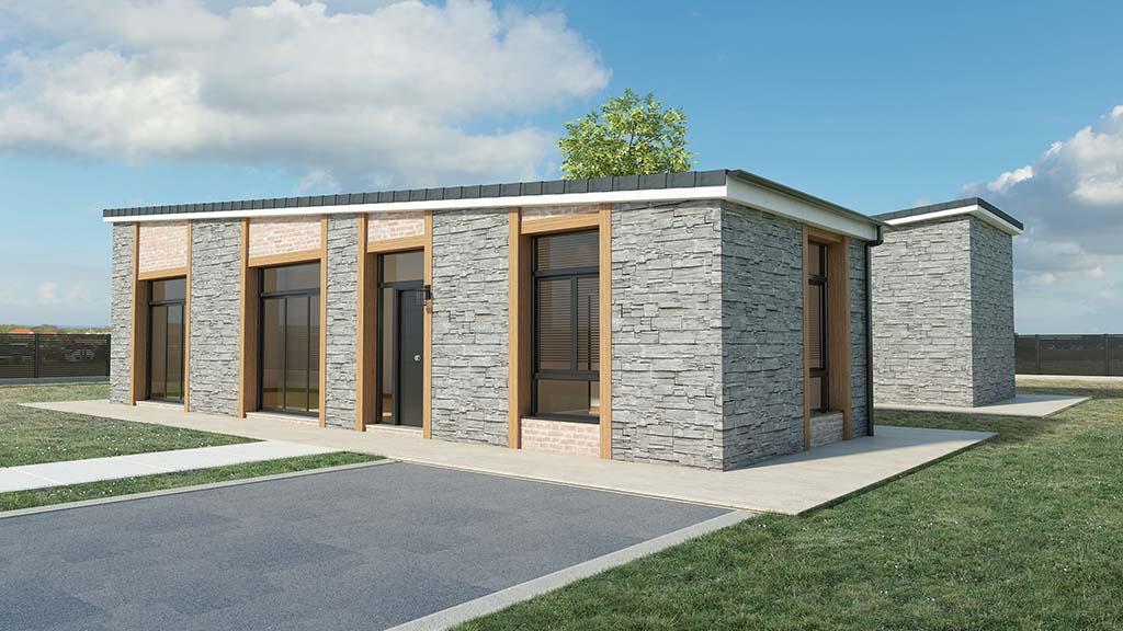 Diseño construccion casa YENKAME 2