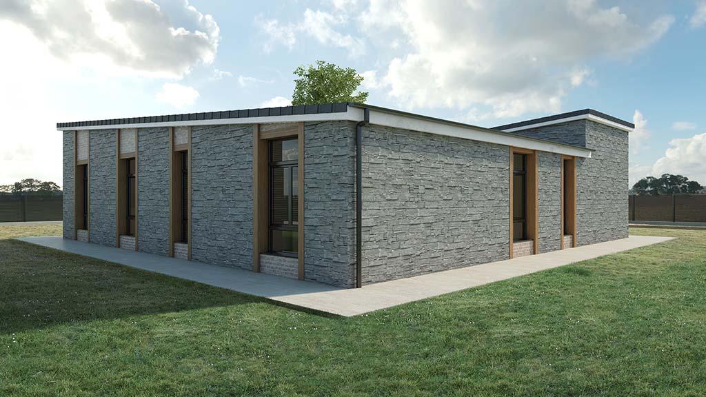 Diseño construccion casa YENKAME 3