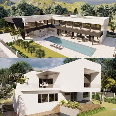 12 Diseño casa Villaviciosa