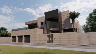 Proyecto construccion casa moderna a3