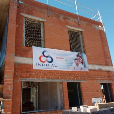 04Construccion casa Villaviciosa de Odon ladrillo
