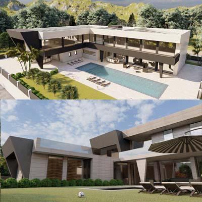 12 Diseño casa Arrollomolinos