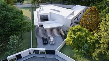 Diseño construir casa moderna 4