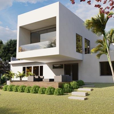 13 Diseño casa Torrelodones