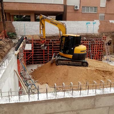 13b cimentacion construccion casa bueso