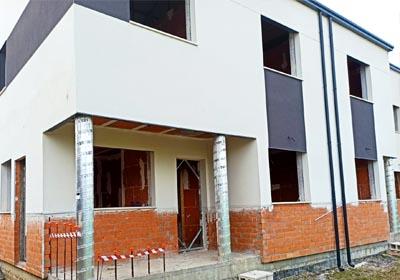 Proyecto construccion chalets adosados 2