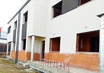 Proyecto construccion chalets adosados 3